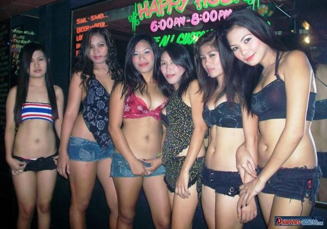 Olongapo Nightlife