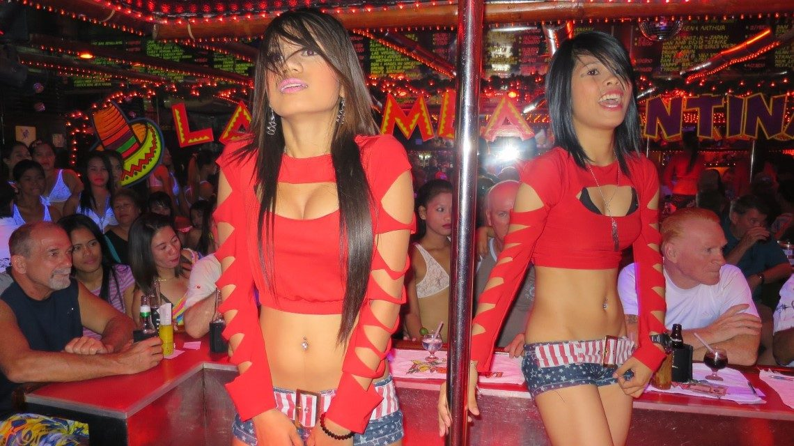 bar girls in subic bay